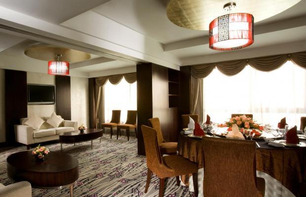 фото отеля Radisson Blu Shanghai Hong Quan изображение №25