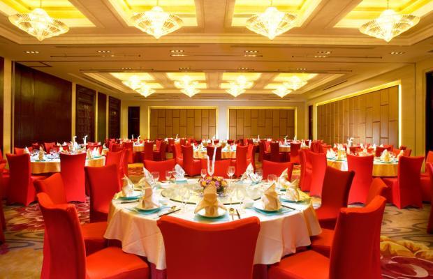 фотографии отеля Radisson Blu Shanghai Hong Quan изображение №3