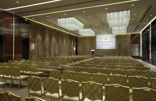 фотографии отеля InterContinental Shanghai Puxi изображение №39