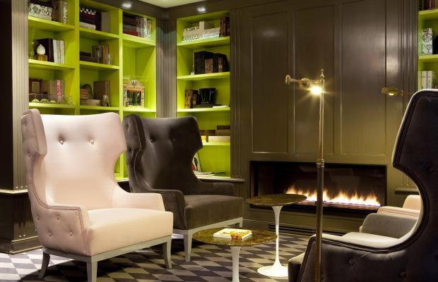 фотографии отеля La Maison Favart изображение №15