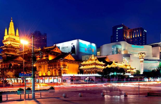 фотографии отеля Swissotel Grand Shanghai изображение №27