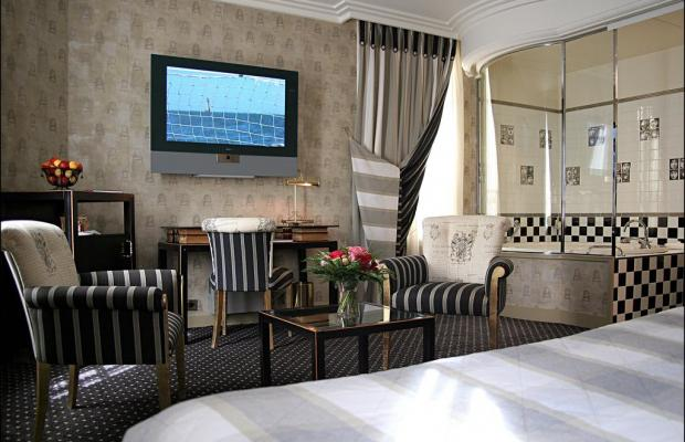 фотографии отеля Villa Lutece Port Royal изображение №27