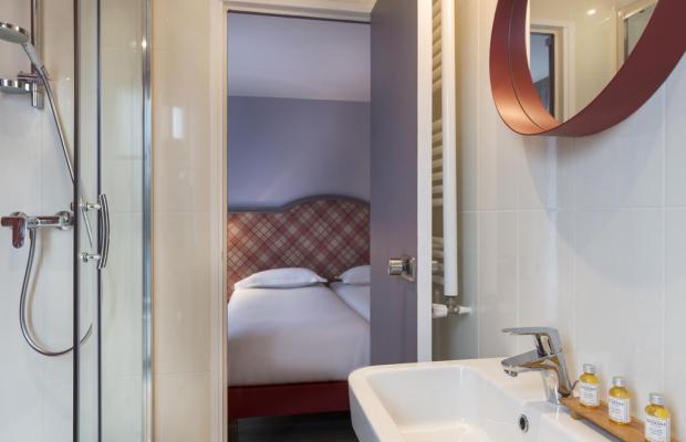 фотографии отеля Hotel Boris V. by Happyculture (ex. My Hotel In France Levallois) изображение №11