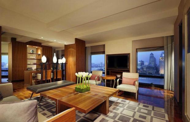 фотографии отеля Les Suites Orient Bund изображение №31