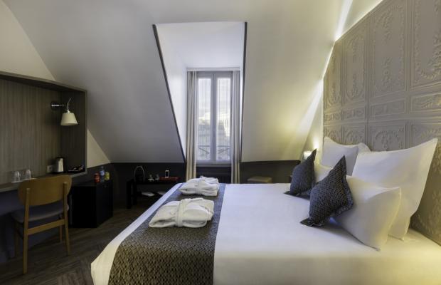 фотографии отеля Contact Hotel Alize Montmartre (ex. Best Western Montmartre Alize; Place de Clichy) изображение №27