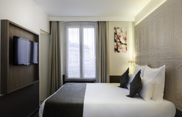 фото отеля Contact Hotel Alize Montmartre (ex. Best Western Montmartre Alize; Place de Clichy) изображение №9