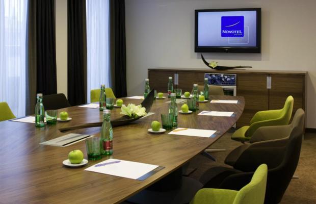 фото отеля Novotel Wien City изображение №21