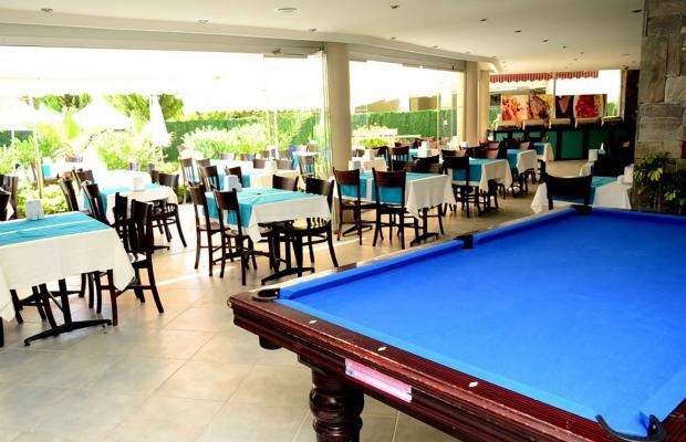 фото Palmet Resort Kemer (ех. Sentido Palmet Beach Resort; Palmet Resort) изображение №14