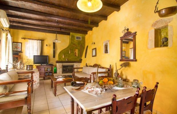 фотографии отеля Samonas Traditional Villas изображение №47