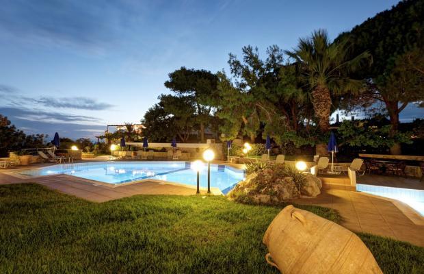 фотографии отеля Alianthos Suites изображение №15