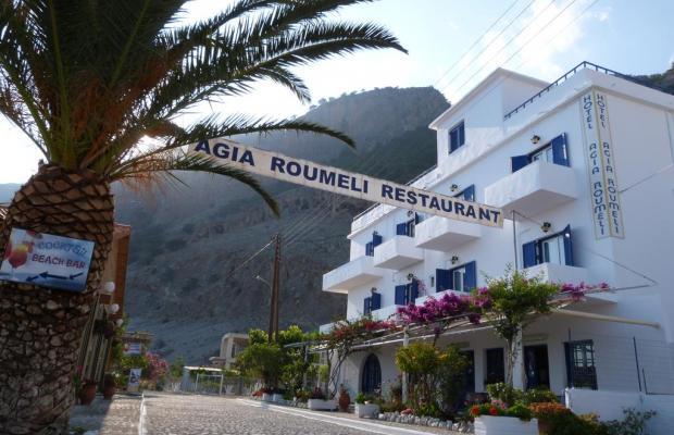 фото отеля Agia Roumeli Hotel изображение №1