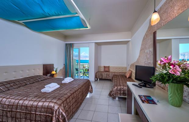 фотографии отеля Eliros Mare Hotel (ex. Eliros Beach Hotel) изображение №3