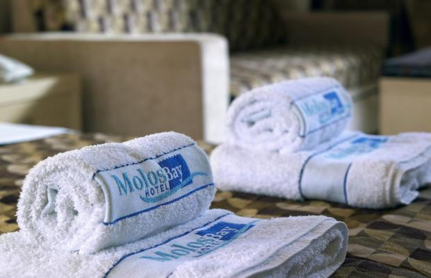 фотографии отеля Molos Bay изображение №3