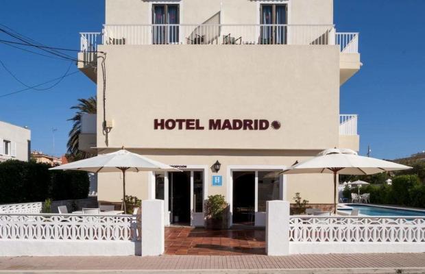 фотографии отеля Madrid Hotel изображение №3