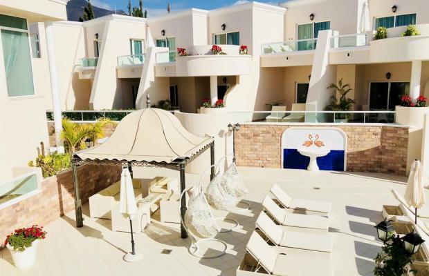 фотографии отеля Flamingo Suites изображение №15