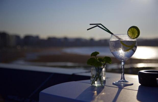 фотографии отеля abba Playa Gijón Hotel изображение №3