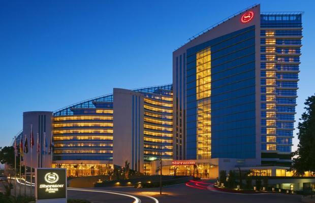 фото Sheraton Grand Adana (ex. Sheraton Adana Hotel) изображение №2