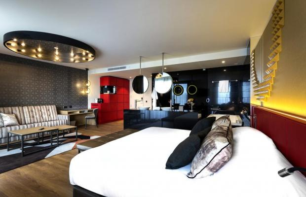фотографии Hard Rock Hotel Tenerife изображение №28