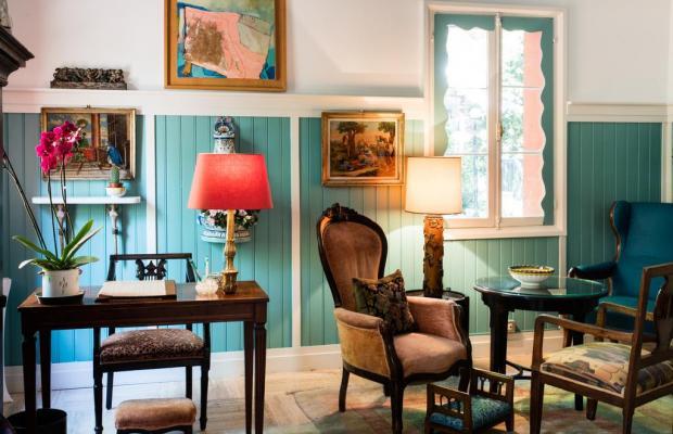 фотографии отеля Albergo Quattro Fontane изображение №19