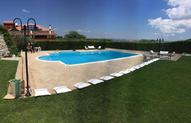 фотографии отеля Albergo Villa Rosa изображение №7