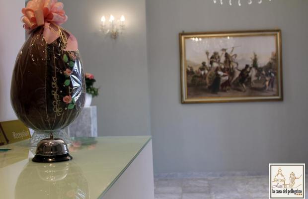 фото отеля La Casa Del Pellegrino изображение №13