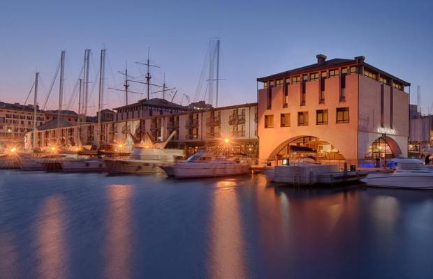 фотографии отеля NH Collection Genova Marina (ex. Jolly Hotel Marina Genova) изображение №27