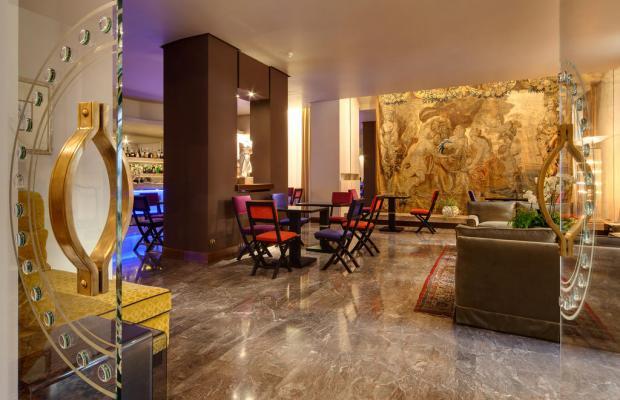 фотографии отеля Grand Hotel Francia & Quirinale изображение №19
