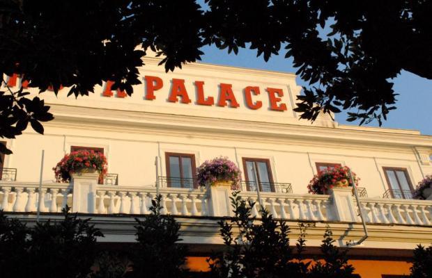 фотографии Grand Hotel Europa Palace изображение №20