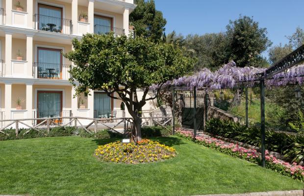 фотографии отеля Grand Hotel Capodimonte изображение №47