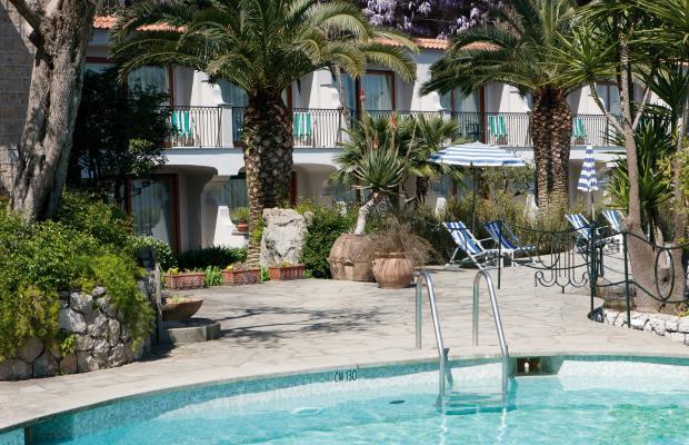 фото Grand Hotel Capodimonte изображение №42