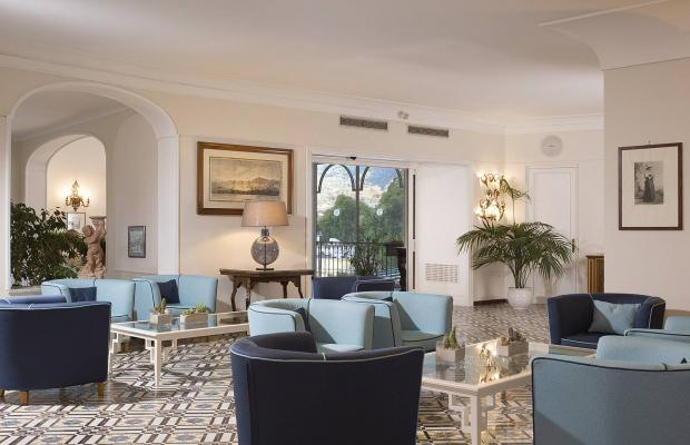 фотографии отеля Grand Hotel Capodimonte изображение №27