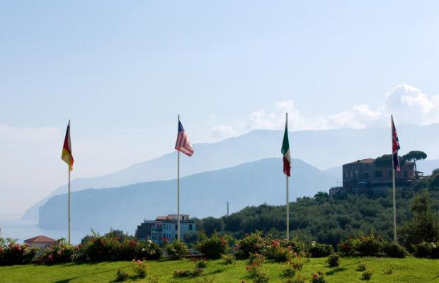 фотографии отеля Grand Hotel Vesuvio изображение №19