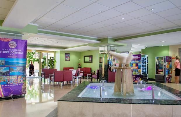 фотографии отеля Servigroup Torre Dorada изображение №3