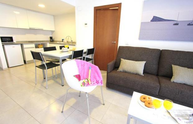 фотографии отеля Pierre & Vacances Residence Benidorm Levante (ex. Don Salva) изображение №15