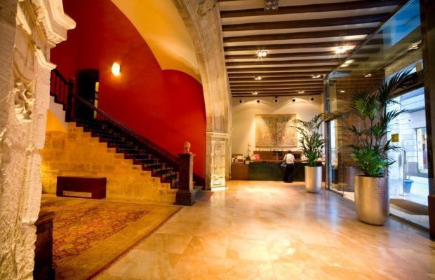 фото отеля Palacio de Tudemir Boutique (ex. Melia Palacio de Tudemir Boutique) изображение №5