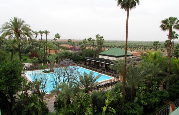фото отеля La Mamounia изображение №21
