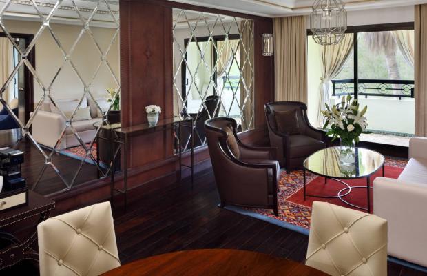 фото отеля Fes Marriott Hotel Jnan Palace изображение №21