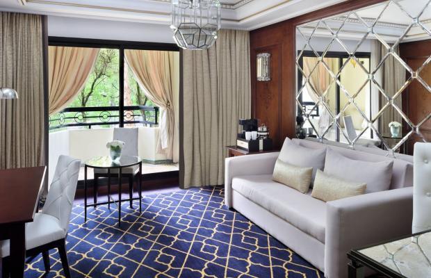 фото Fes Marriott Hotel Jnan Palace изображение №6