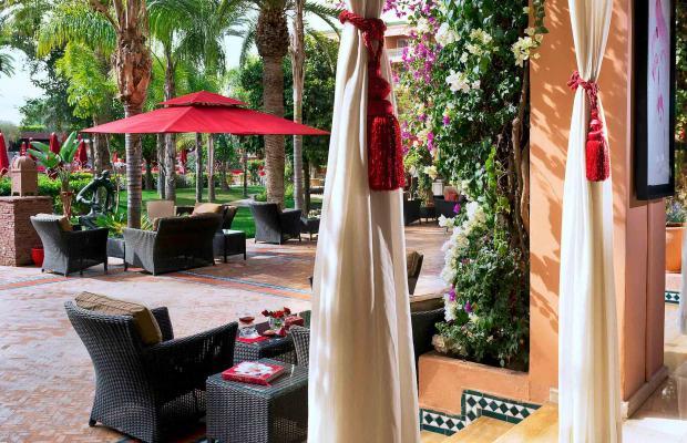 фото Sofitel Marrakech Lounge & Spa изображение №46