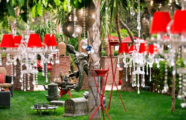 фото отеля Sofitel Marrakech Lounge & Spa изображение №45