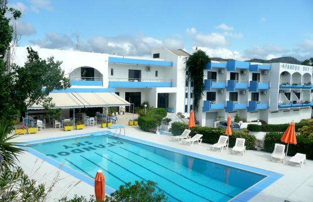 фото Afandou Sky Hotel изображение №6
