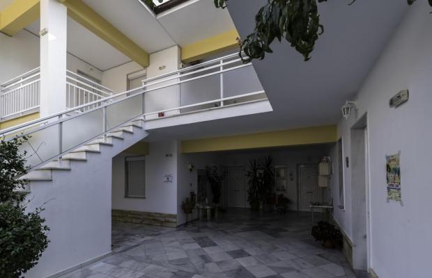фотографии отеля Afrodite Studios изображение №3
