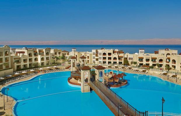 фото отеля Crowne Plaza Jordan Dead Sea Resort & Spa изображение №1