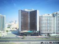 Wyndham Garden Ajman Corniche, 4*