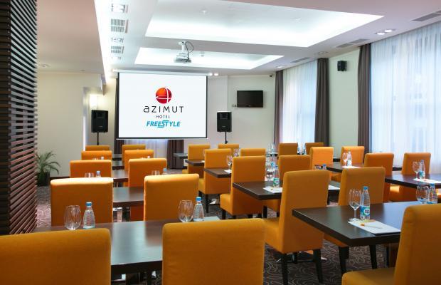 фото отеля Azimut Freestyle Rosa Khutor (ex. Heliopark Freestyle Rosa Khutor) изображение №65